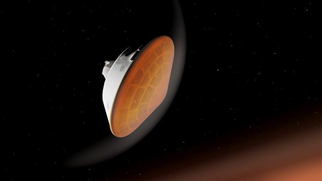 Επτά λεπτά τρόμου: Πώς θα προσεδαφιστεί στον Άρη το ρομπότ Perseverance