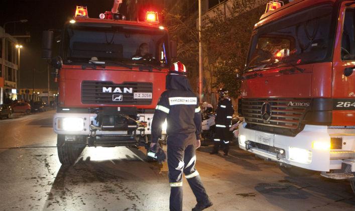 Θεσσαλονίκη : Ανησυχία από πυρκαγιά σε κεντρικό ξενοδοχείο