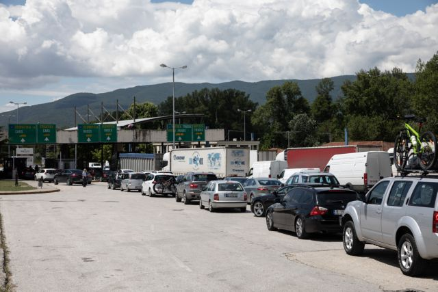 Χαρδαλιάς: Κλειστά τα χερσαία σύνορα για όσους βρεθούν θετικοί στον κοροναϊό