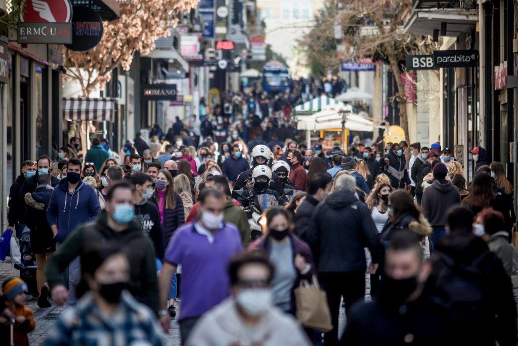 Ανοιχτά μαγαζιά : Με χρονόμετρο τα ψώνια, υπό τον φόβο τρίτου «μεταλλαγμένου» κύματος