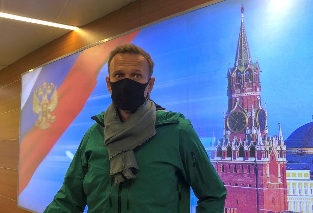 Ρωσία : Συνελήφθη ο Αλεξέι Ναβάλνι