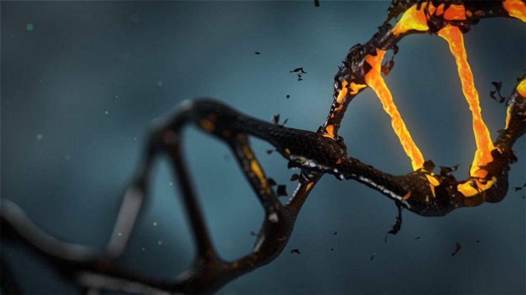 Μυστηριώδεις τετραπλές έλικες DNA απεικονίστηκαν για πρώτη φορά σε κύτταρα
