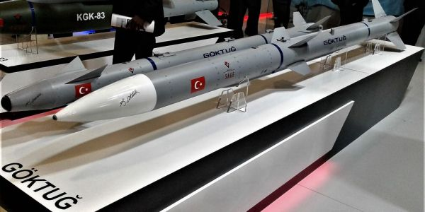 IDEF 2019 in Istanbul Turkey e1576074981185