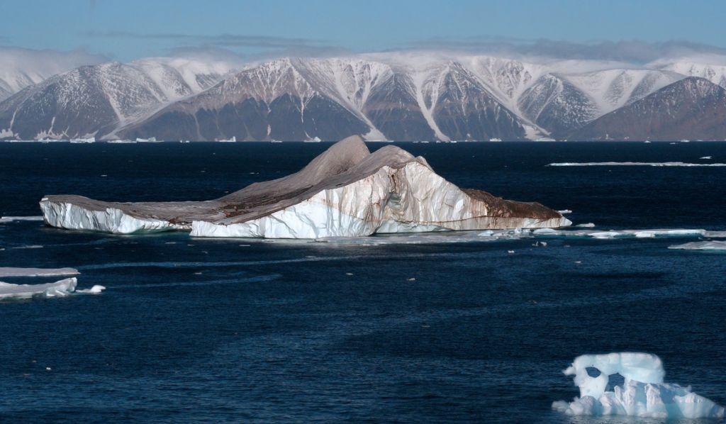 Ίνες από τζιν διαρρέουν από τα πλυντήρια και καταλήγουν στην Αρκτική