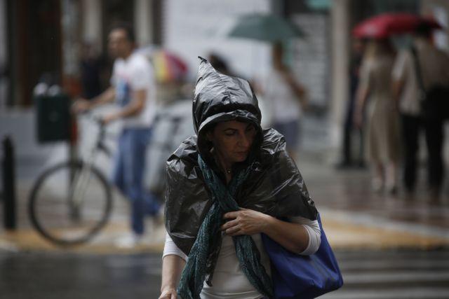 Καιρός : Ραγδαία επιδείνωση του καιρού – Πώς θα κινηθεί η κακοκαιρία τις επόμενες ώρες [χάρτες]