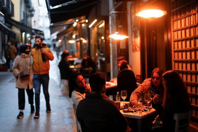 Ισπανία : Νέοι περιορισμοί στη Μαδρίτη