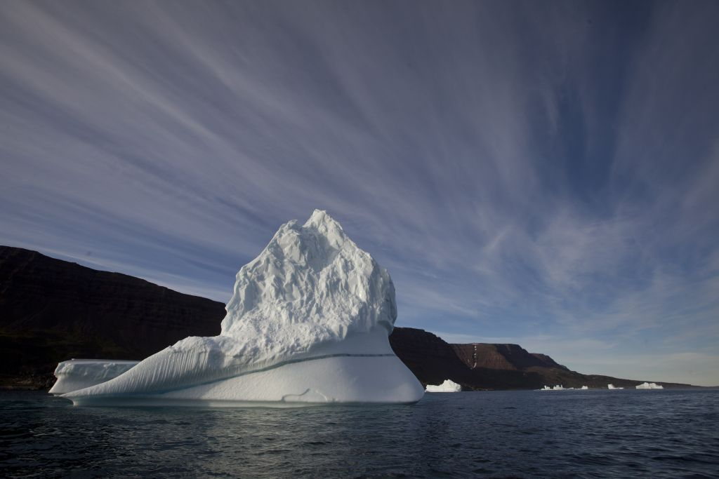 Δραματική επιτάχυνση στην τήξη των πάγων από τη δεκαετία του 1990