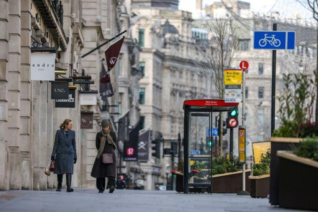 Βρετανία: Προς Μάρτιο η χαλάρωση των μέτρων βλέπει η κυβέρνηση