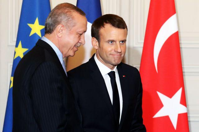 Επιχείρηση ομαλοποίησης των σχέσεων Γαλλίας – Τουρκίας – Ξεκινά και πάλι ο διάλογος