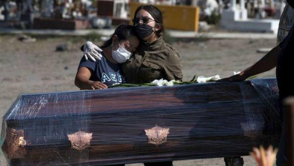 Αποκάλυψη - Σοκ : Δεν είχαν ανακοινωθεί 44.244 νεκροί από κοροναϊό στο Μεξικό