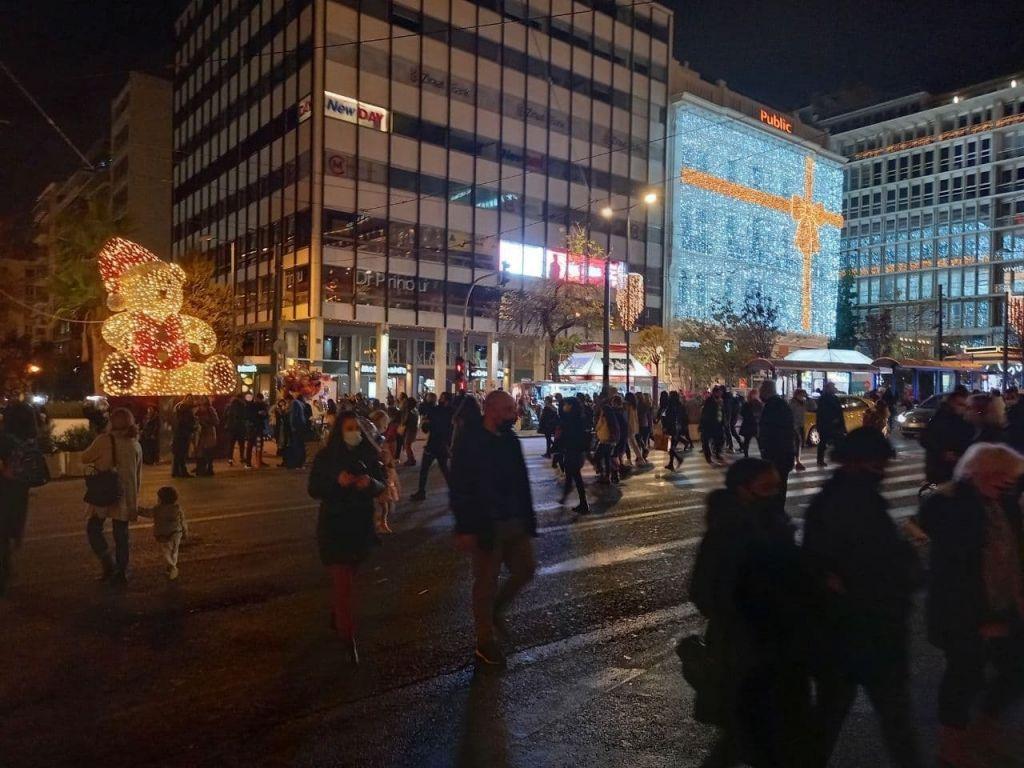 Lockdown : Ξεχύθηκαν στους δρόμους μόλις άκουσαν για νέες απαγορεύσεις