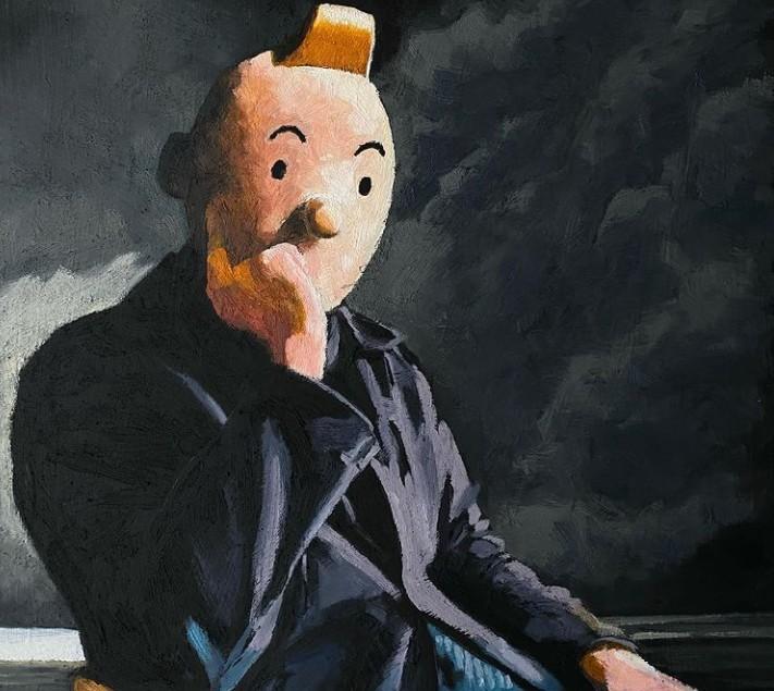 «Χαμένο» σχέδιο του Τεν Τεν πουλήθηκε για 3,2 εκατ. ευρώ