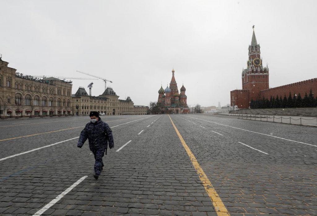 Ρωσία : Σε 27.039 ανήλθαν τα νέα κρούσματα κοροναϊού – Άλλοι 536 άνθρωποι έχασαν τη ζωή τους