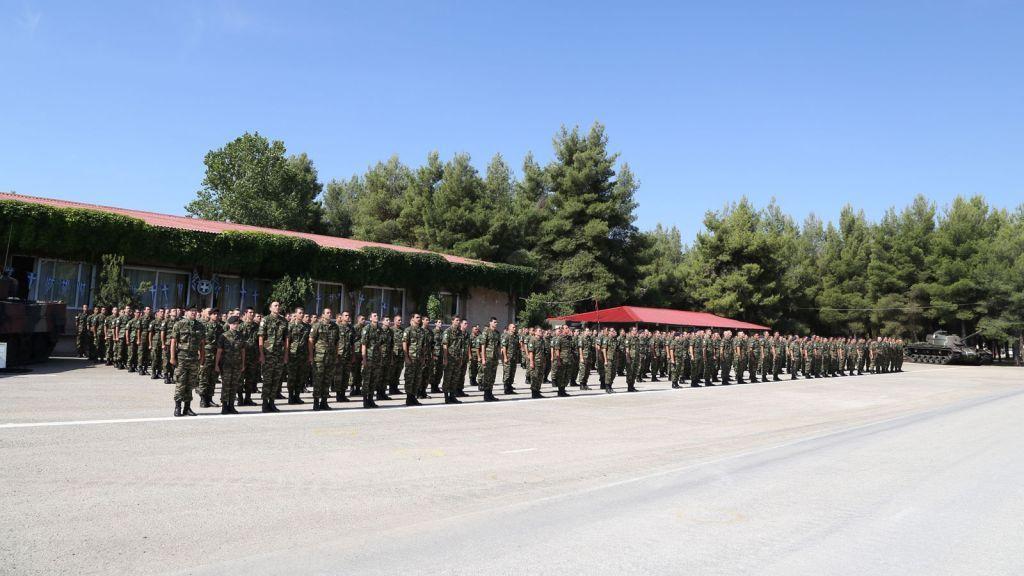 Αύξηση θητείας στο Στρατό Ξηράς στους 12 μήνες : Όλες οι αλλαγές – Σε ποιες περιπτώσεις ισχύει το 9μηνο