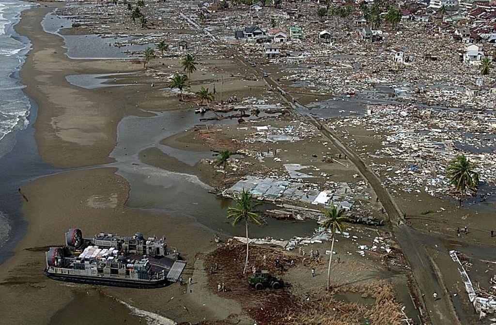 Τσουνάμι : Δείτε τα πιο καταστροφικά που κατέγραψαν κάμερες ανά τα χρόνια