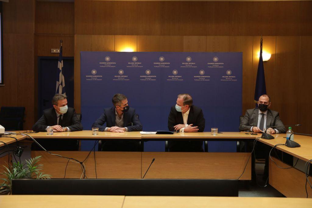 Μνημόνιο συνεργασίας υπ. Υποδομών – Δήμου Αθηναίων: Παραχώρηση 8 ακινήτων για προσχολική εκπαίδευση