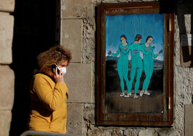 Κοροναϊός – Χρηστάκης : Οι τρεις φάσεις της πανδημίας – Γιατί δεν θα τελειώσει έως το 2024