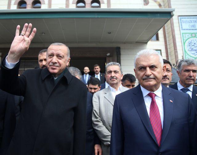 Τουρκία : Ο Ερντογάν «έκλεψε» την ομιλία του Γιλντιρίμ… από το 2017