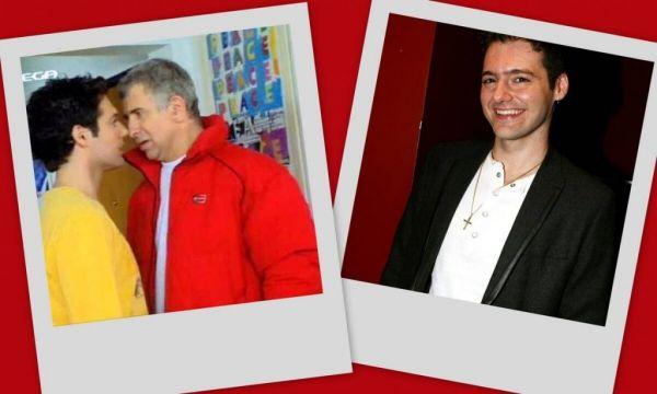 Πέτρος Φιλιππίδης: Όταν ο «Νικηφόρος» έκανε… μαύρο στο ξύλο τον «Αχιλλέα»[video]