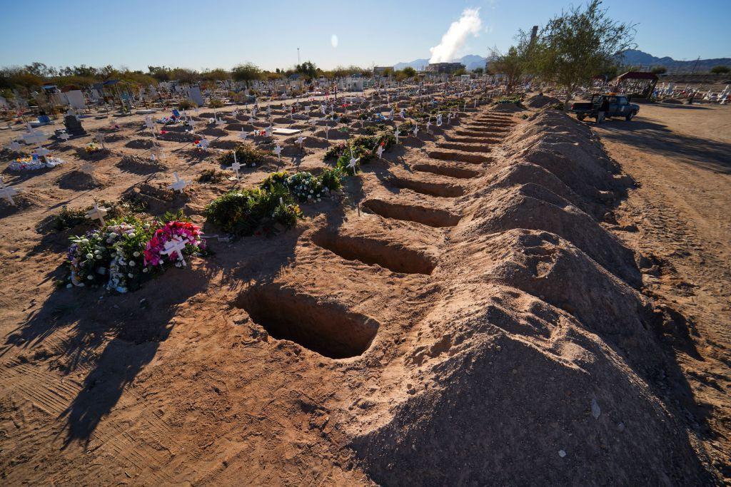 Κοροναϊός : Πάνω από 20,5 εκατ. χρόνια ζωής έχουν ήδη χαθεί παγκοσμίως