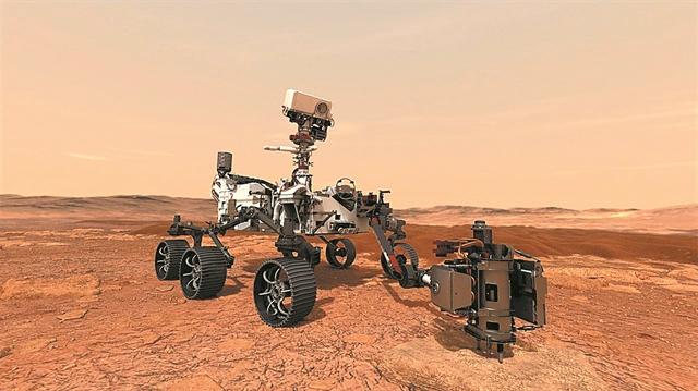 «Βλέπαμε εικόνες από άλλο κόσμο»: Η ελληνίδα που συμμετείχε στην επιχείρηση της NASA στον Άρη μιλάει στα «ΝΕΑ»