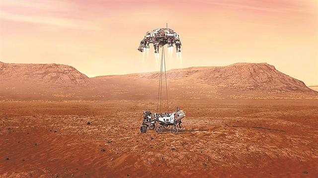 Αρης : Τα μυστικά του κόκκινου πλανήτη και οι εξωγήινοι