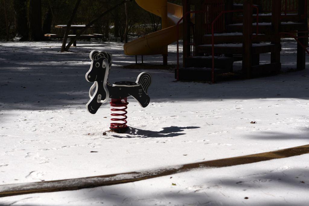Κλιματική αλλαγή : Η υπερθέρμανση της Αρκτικής ίσως προκαλεί τον χιονιά που σαρώνει το Τέξας