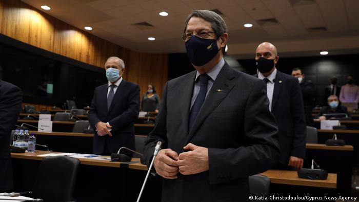 Στην Επιτροπή για τα «χρυσά διαβατήρια» ο Αναστασιάδης