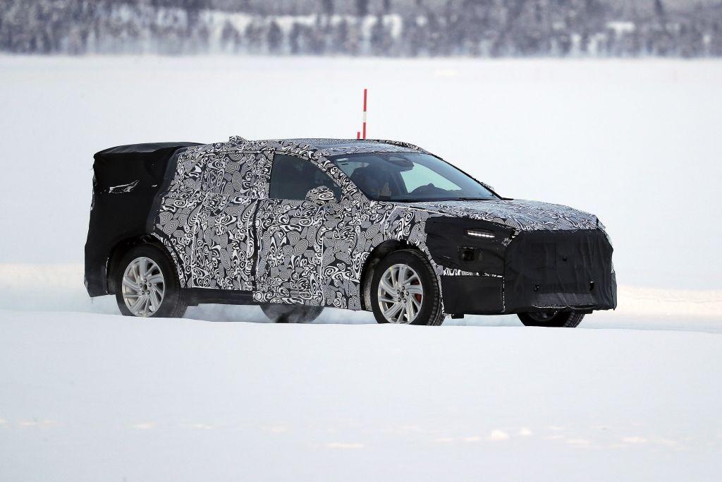 Νέος ρόλος για το Ford Mondeo