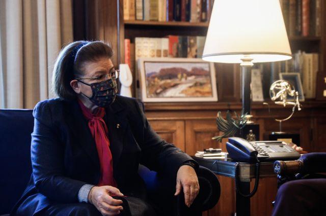 Μενδώνη για Λιγνάδη : Δεν υπάρχει επίσημη καταγγελία – Αν υπάρξει θα ερευνηθεί