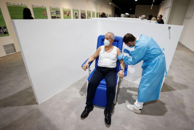 Ιταλία : Έτοιμοι οι βιομήχανοι να διαθέσουν τις μονάδες τους για επιτάχυνση του εμβολιασμού
