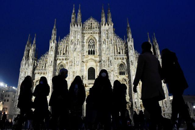 Κοροναϊος – Ιταλία : Στα 13.442 κρούσματα και 385 θάνατοι – Εφθασαν εμβόλια της AstraZeneca