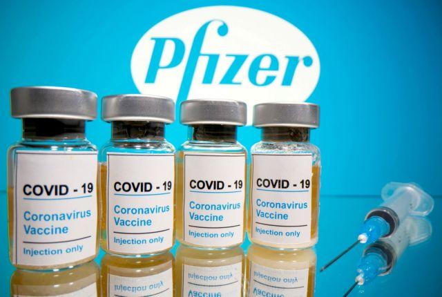 Εμβόλιο – Κοροναϊός : Η Pfizer περιμένει φέτος έσοδα τουλάχιστον 15 δισ. δολάρια