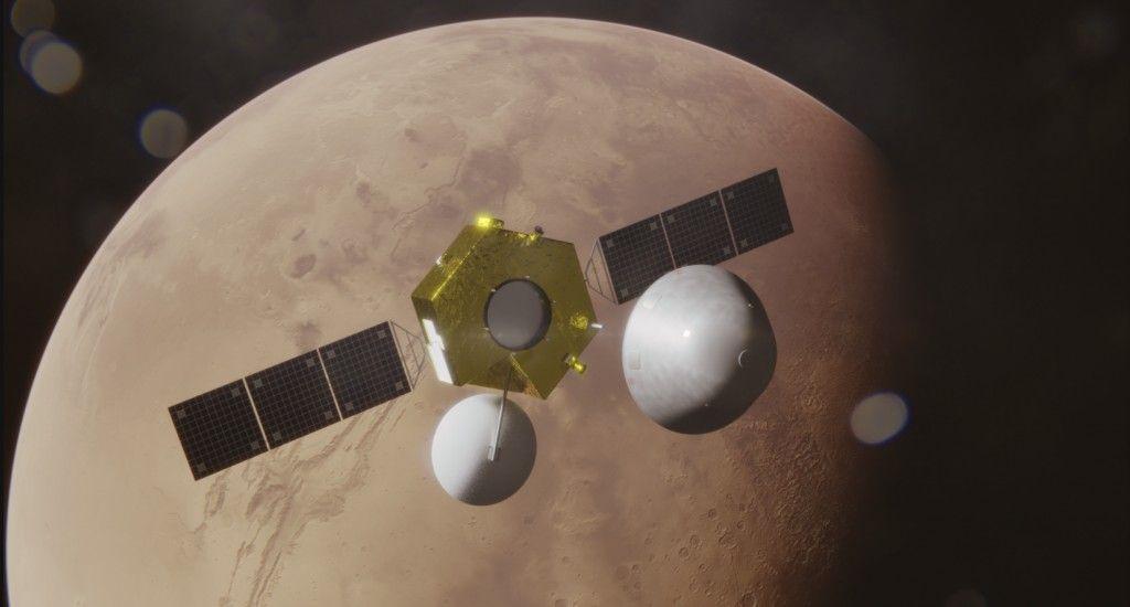 Σειρά της Κίνας: Δεύτερο σκάφος φτάνει στον Άρη σε διάστημα δύο ημερών