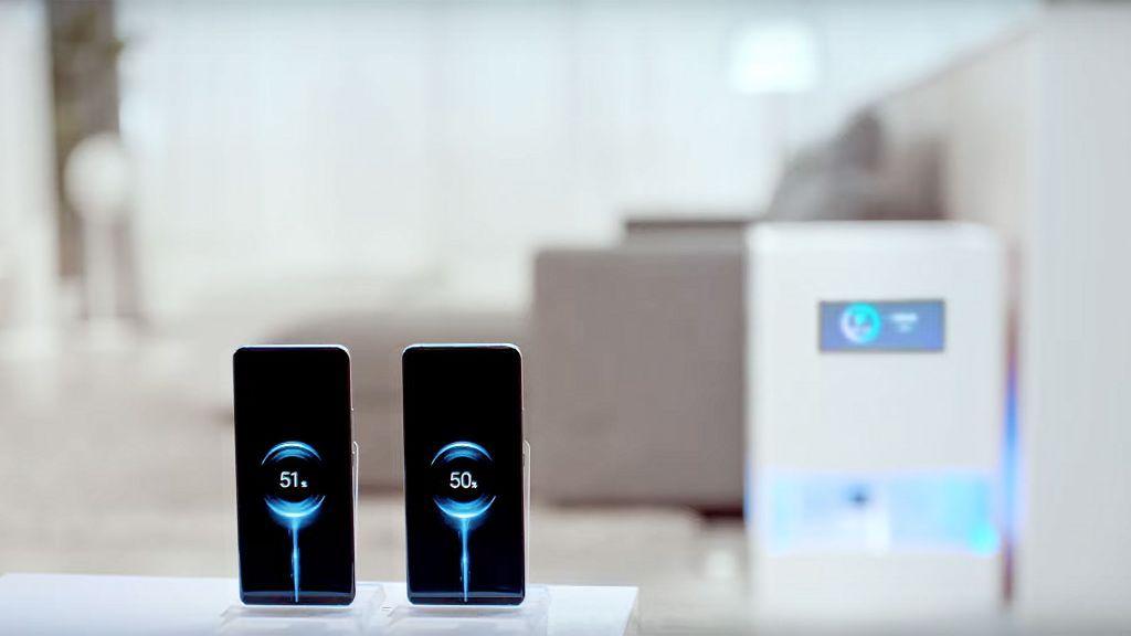 Ασύρματος φορτιστής της Xiaomi θα λειτουργεί από την άλλη άκρη του δωματίου