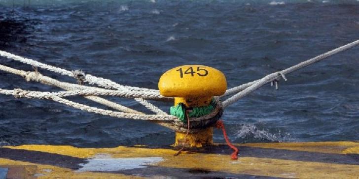 Απεργία : Δεμένα τα πλοία σήμερα στα λιμάνια