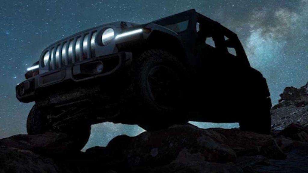 Jeep Wrangler: Και όμως «ηλεκτρίζει»
