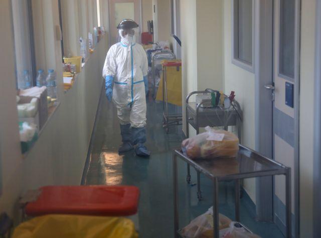 Πάτρα: Πίεση στα νοσοκομεία μετά την εκθετική αύξηση κρουσμάτων- Πόσοι ασθενείς νοσηλεύονται