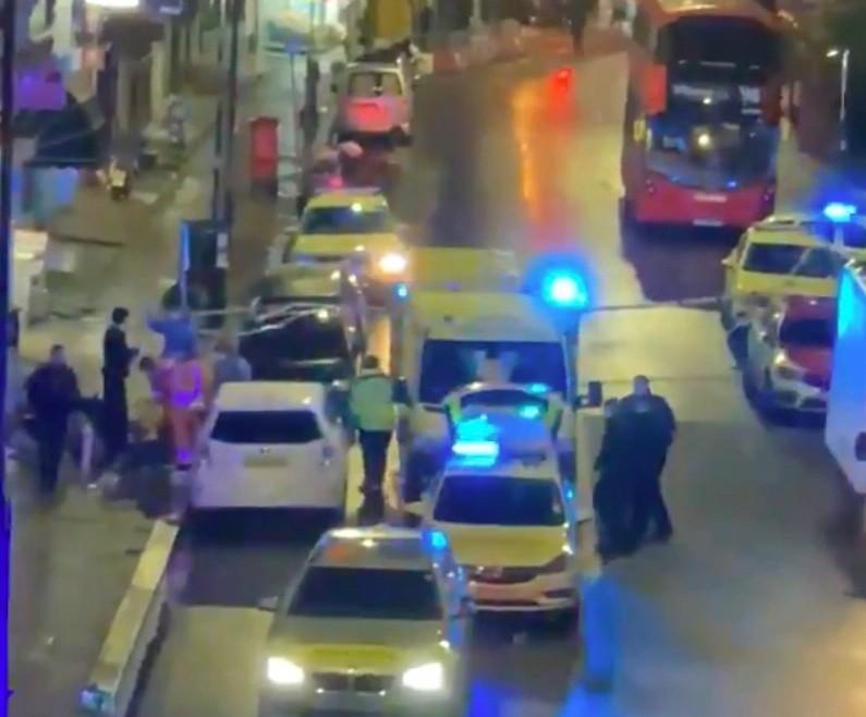 Λονδίνo: Η αστυνομία ερευνά περιστατικό με θανάσιμο μαχαίρωμα