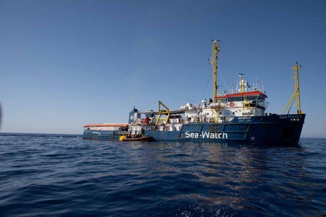 Ιταλία : Διασώθηκαν 47 μετανάστες ύστερα από ναυάγιο
