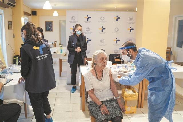 Γεωργαντάς : Θα φτάσουμε το ένα εκατομμύριο εμβολιασμένους στις 5 Μαρτίου