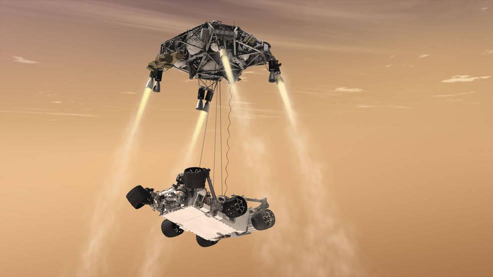 Perseverance : Αντίστροφη μέτρηση για το ρομπότ που θα αναζητήσει ζωή στον Άρη