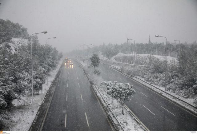 Κακοκαιρία «Μήδεια» : Στα λευκά ντύνεται η χώρα – Ερχονται χιόνια στην Αττική