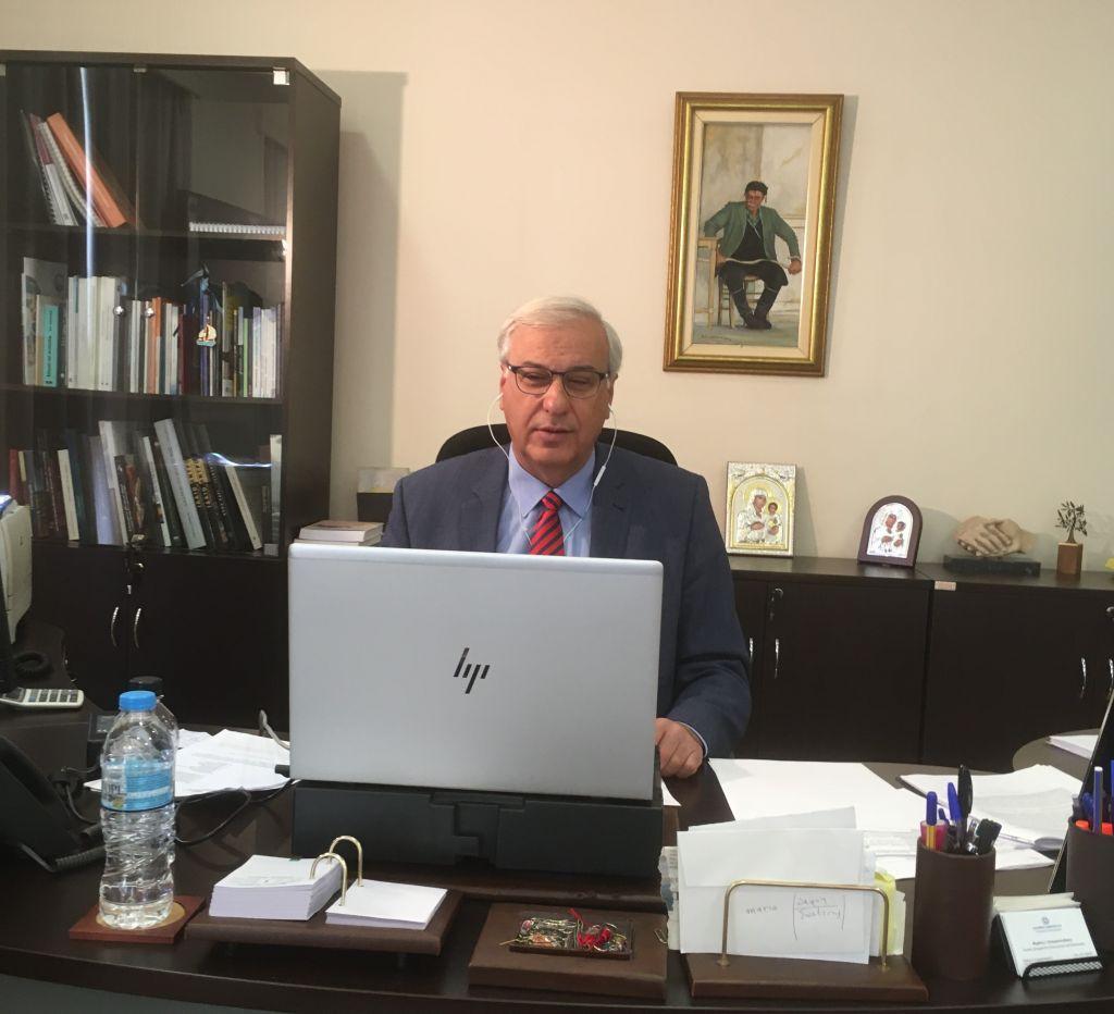 Γενικός Γραμματέας Εσωτερικών: Έργα και στις πιο απομακρυσμένες περιοχές