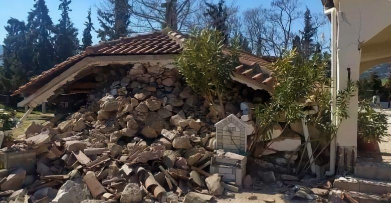 Σεισμός στην Ελασσόνα : Κατά 40 εκατοστά μεγάλωσε η απόσταση ανάμεσα σε Λάρισα και Τρίκαλα