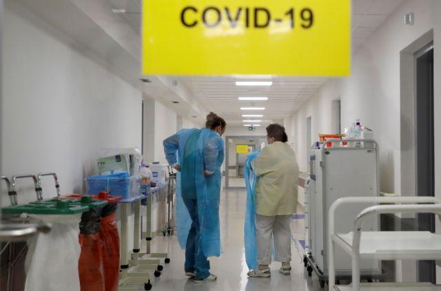 Tσεχία : Το Υπουργείο Υγείας ζητά από άλλες χώρες να βοηθήσουν στη νοσηλεία ασθενών με Covid-19