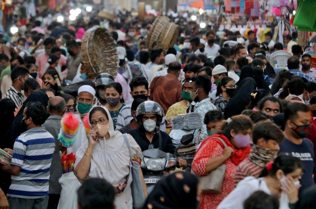 Κοροναϊός : Η Ινδία προειδοποιεί για «διπλά μεταλλαγμένο» στέλεχος