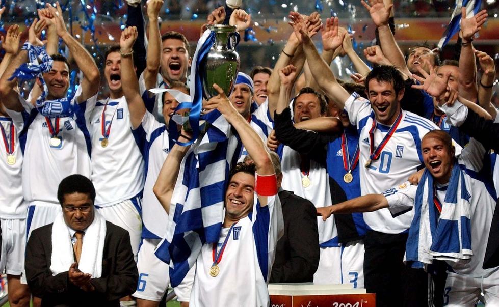 Εκλογές ΕΠΟ : Οι διεθνείς του Euro 2004 στηρίζουν τον Θοδωρή Ζαγοράκη
