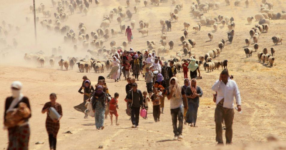 Κλιματικοί μετανάστες-πρόσφυγες: Μία νέα παγκόσμια κρίση προ των πυλών
