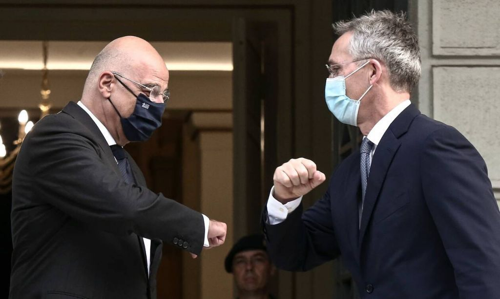 Συνάντηση Δένδια – Τσαβούσογλου στις 25 Μαρτίου στις Βρυξέλλες ζήτησε ο Στόλτενμπεργκ